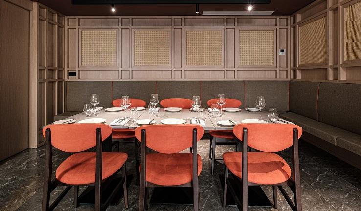 Grain leisure private dining